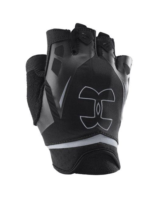 Under Armour - Black Ua Resistor Glove for Men - Lyst