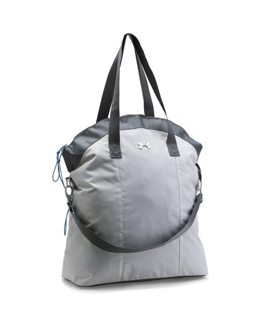 Under Armour - Gray Ua Reflect Tote - Lyst
