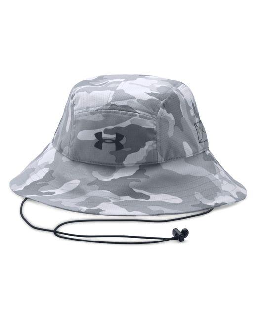 Under Armour | Gray Men's Ua Armourventtm Bucket Hat for Men | Lyst