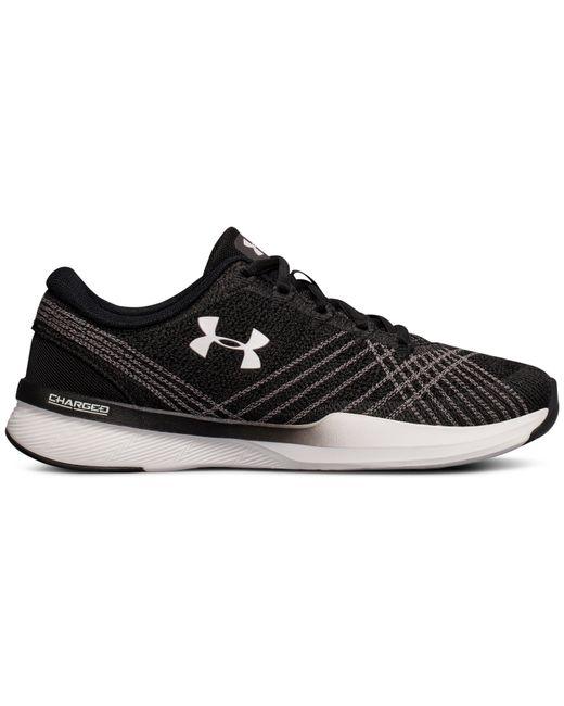 Under Armour - Black Women's Ua Threadborne Push Training Shoes - Lyst