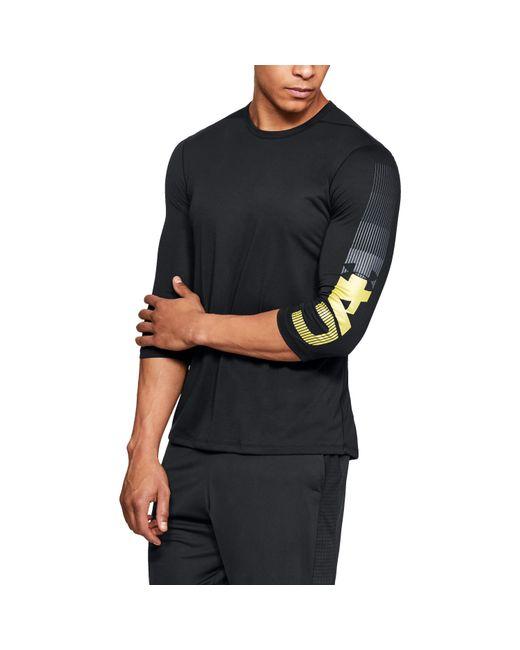 Under Armour - Black Men's Ua Podium Utility T for Men - Lyst