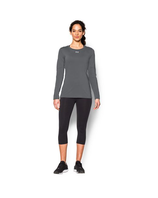 Under Armour - Multicolor Women's Ua Block Party Long Sleeve Jersey - Lyst