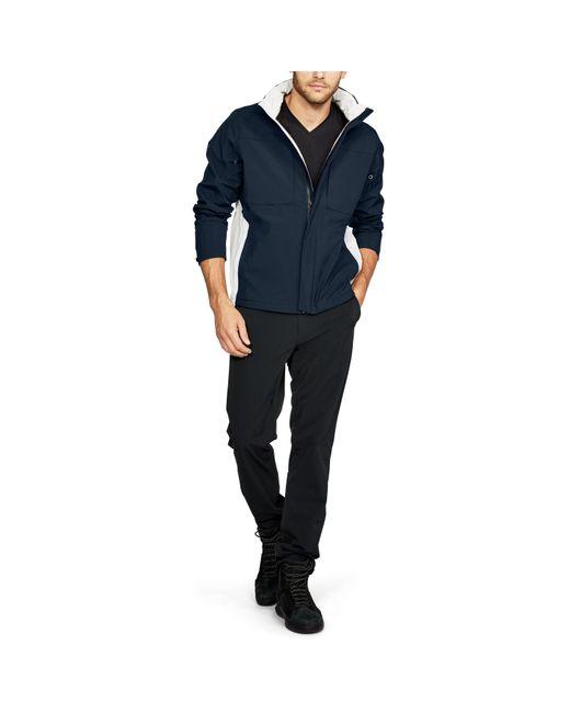 Under Armour - Blue Men's Uas Members Blouson Jacket for Men - Lyst