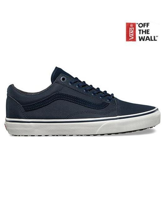 74ffa21fc1 Vans Old Skool Mte in Blue for Men