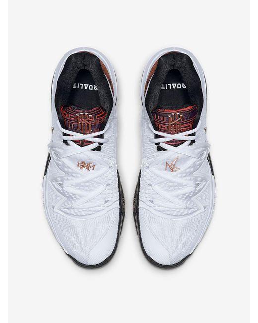 d5cd3f2e1a5a ... Nike - White Kyrie 5 Bhm for Men - Lyst ...