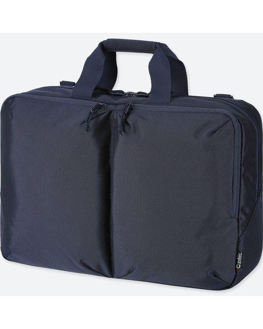 Uniqlo - Blue 3-way Bag for Men - Lyst