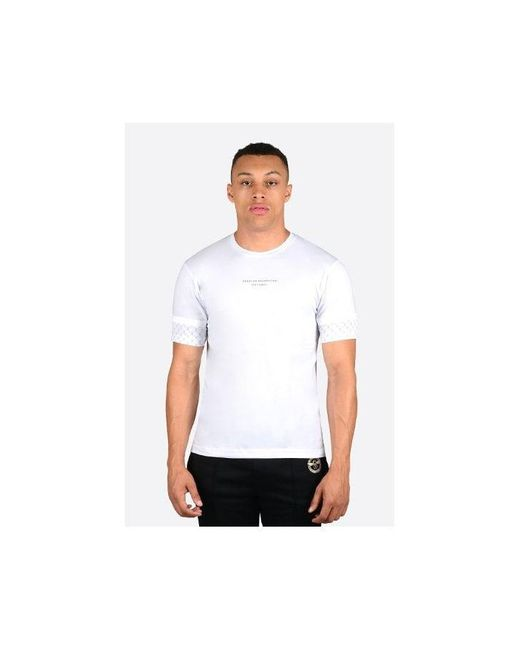 Creative Recreation - White House Pattern Tee for Men - Lyst