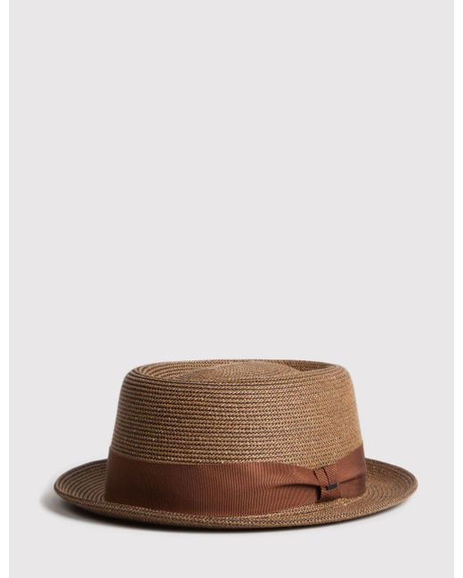 Bailey of Hollywood | Brown Bailey Waits Pork Pie Hat for Men | Lyst