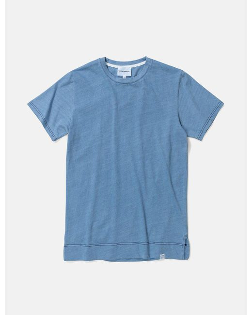 Norse Projects - Blue Niels Indigo for Men - Lyst