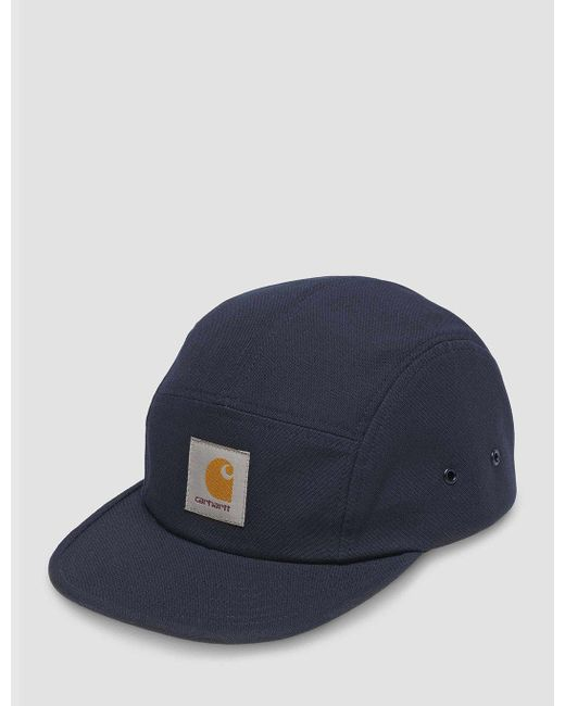 Carhartt - Blue Backley 5-panel Cap for Men - Lyst