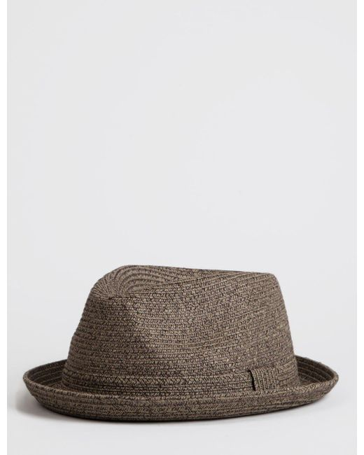 Bailey of Hollywood - Brown Bailey Billy Light Trilby Hat for Men - Lyst