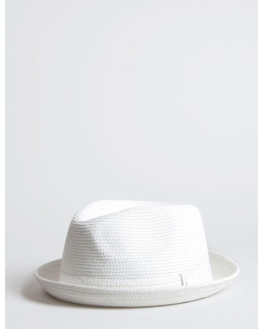 Bailey of Hollywood - White Bailey Billy Light Trilby Hat for Men - Lyst