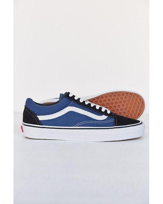 Vans | Blue Old Skool Sneaker for Men | Lyst