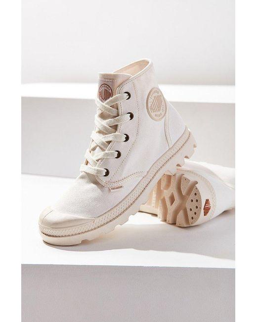 Palladium | Natural Pampa Hi Originale Sneaker Boot | Lyst