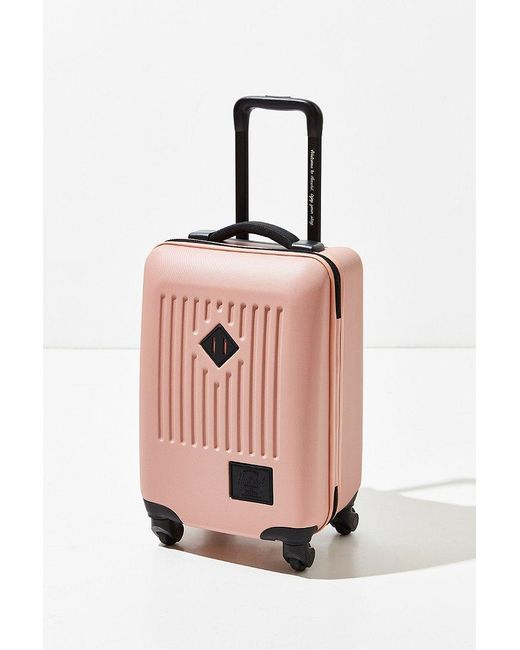 Herschel Supply Co. | Pink Trade Hard Shell Carry-on Luggage | Lyst