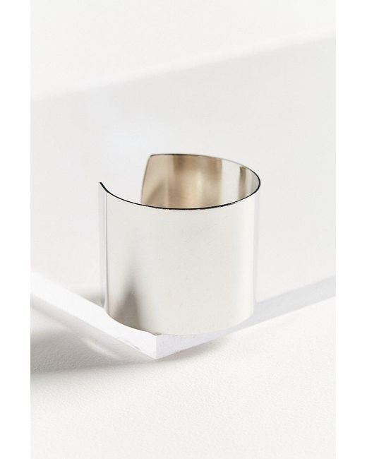 Urban Outfitters | Metallic Statement Cuff Bracelet | Lyst