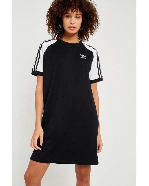 adidas originals t shirt 3 stripe