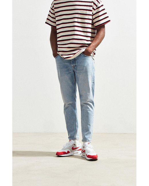 Tommy Hilfiger - Blue Tommy Jeans 5.0 '90s Light Wash Dad Jean for Men ...