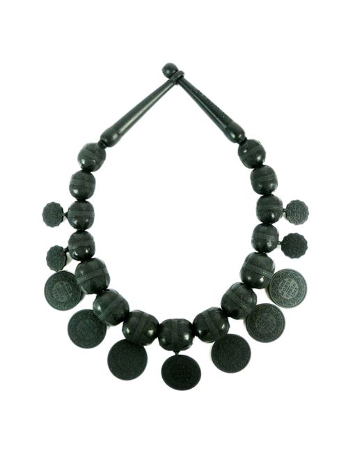 EK Thongprasert | Black Silicone Necklace | Lyst