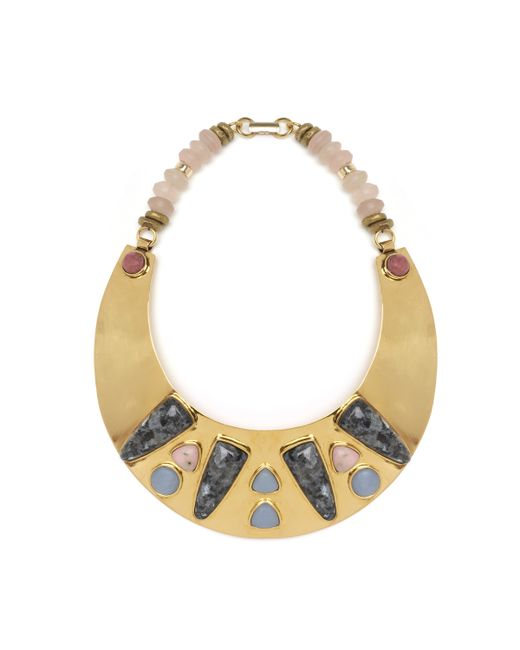 Lizzie Fortunato | Pink Flower 1970 Necklace | Lyst