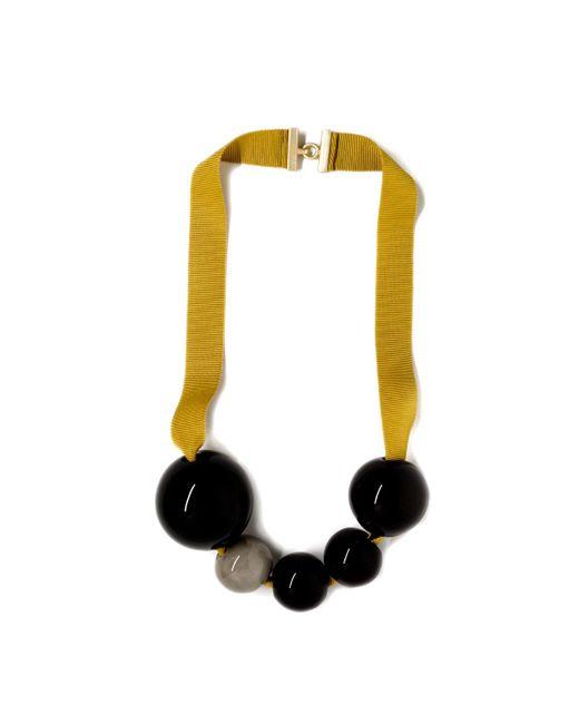 Marion Vidal | Black Ceramic Pendant | Lyst