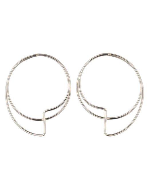 Anndra Neen   Metallic Libertad Earrings   Lyst