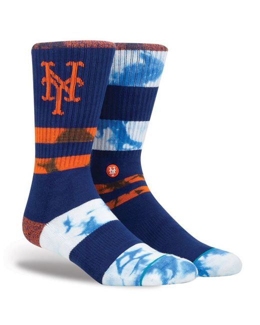 Stance Blue Metsies Socks for men
