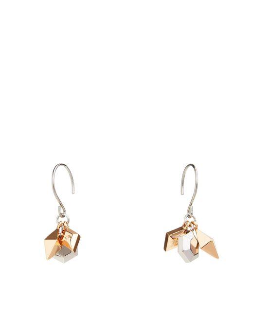 Vera Bradley | Metallic Chic Elements Drop Earrings | Lyst