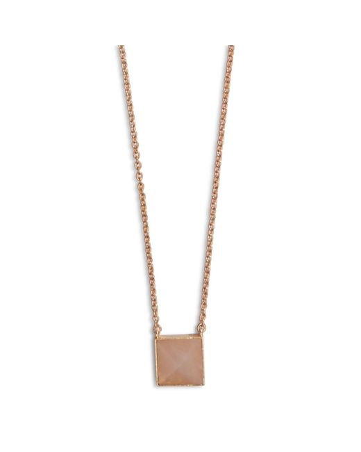 Vera Bradley | Metallic Casual Glam Long Pendant Necklace | Lyst