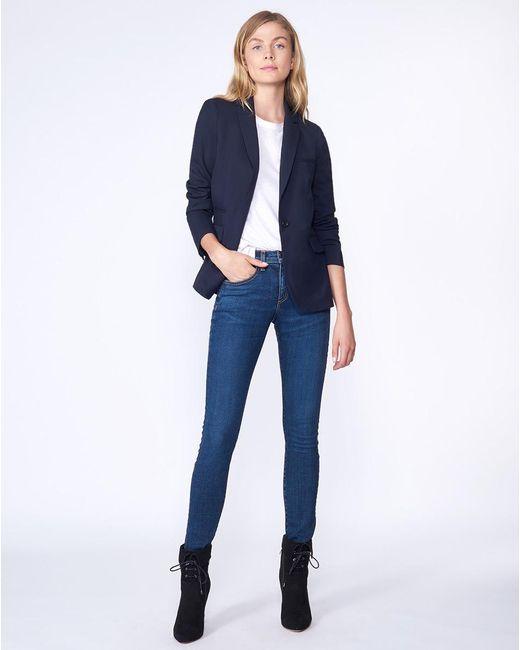 Veronica Beard | Blue Classic Dickey Jacket | Lyst