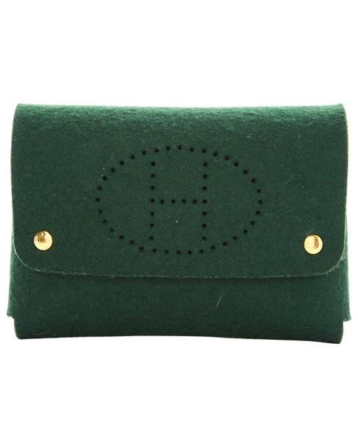 Hermès - Green Petite maroquinerie for Men - Lyst
