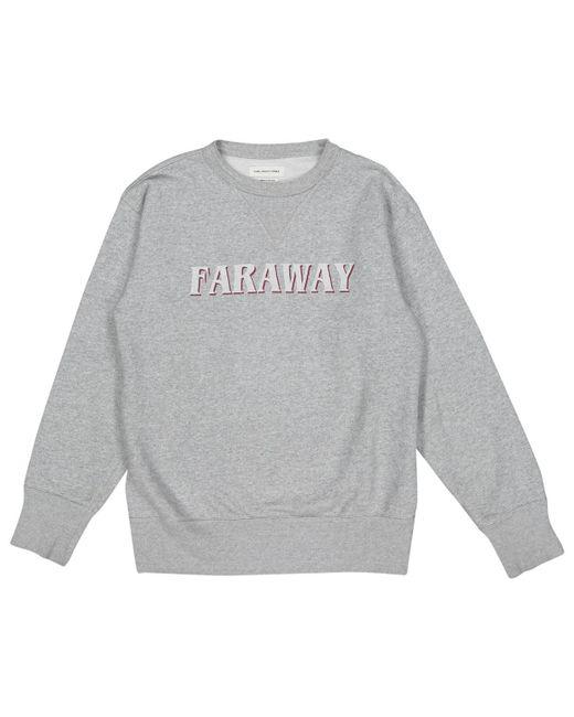 Étoile Isabel Marant - Gray Grey Cotton Knitwear - Lyst