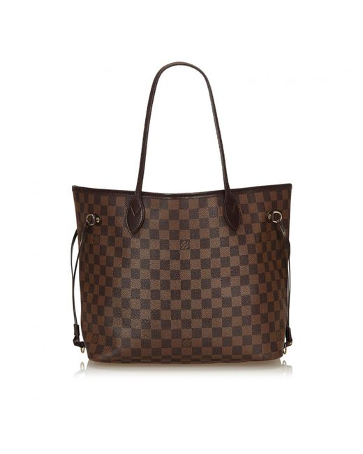 Louis Vuitton Pre-owned - Neverfull cloth handbag