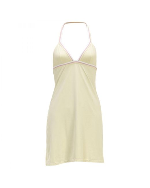 Chanel | Yellow Pre-owned Mini Dress | Lyst
