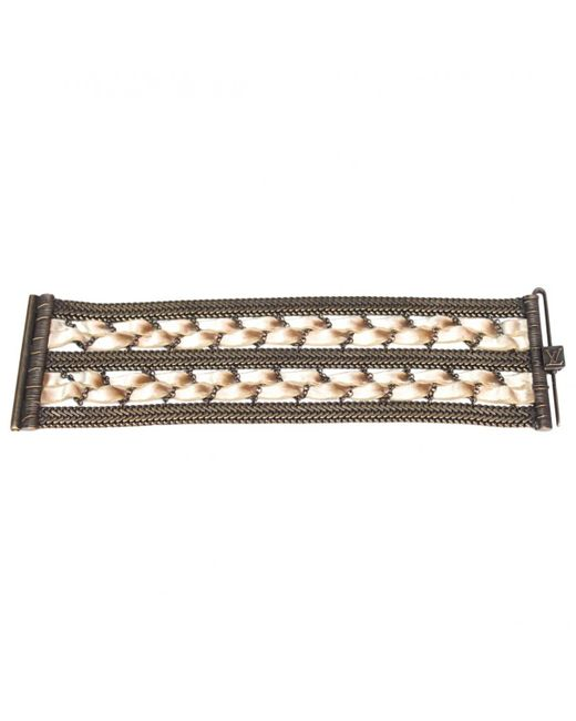 Louis Vuitton | Metallic Pre-owned Bracelet | Lyst