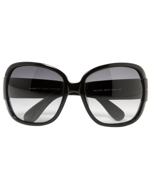 Marc By Marc Jacobs - Pre-owned Black Plastic Sunglasses - Lyst