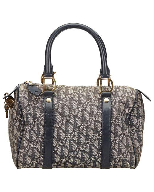 Pre-owned - Cloth handbag Dior OQJ6r3L7