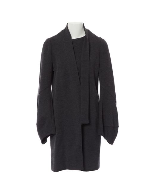 Marni - Gray Grey Wool Jacket - Lyst