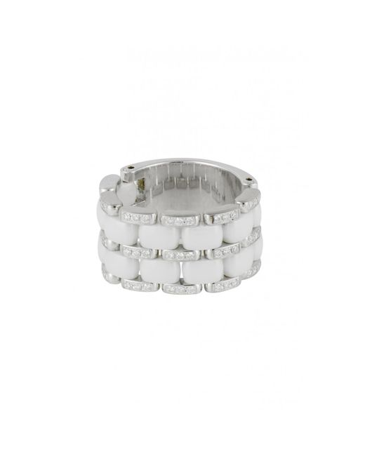 Chanel | Multicolor Pre-owned Ultra Ceramic Ring | Lyst