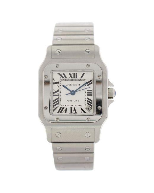 Cartier - Metallic Santos Galbée Watch for Men - Lyst