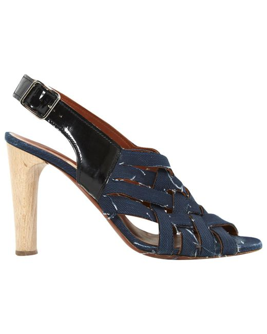 Pre-owned - Cloth sandals Lanvin 2nZV8ae