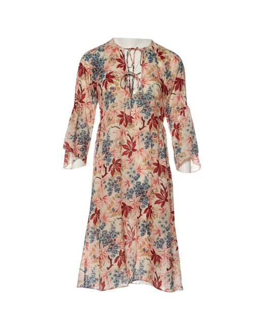 Marni - Multicolor Mid-length Dress - Lyst