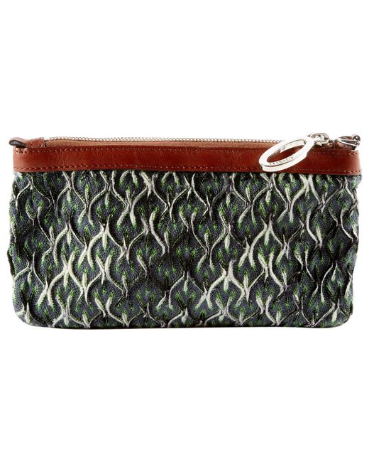 Missoni - Gray Wool Clutch Bag - Lyst