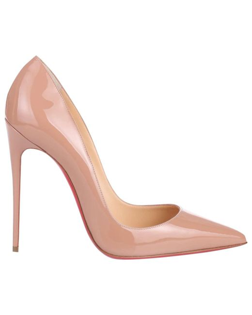 Pre-owned - Patent leather heels Christian Louboutin 1ExTc
