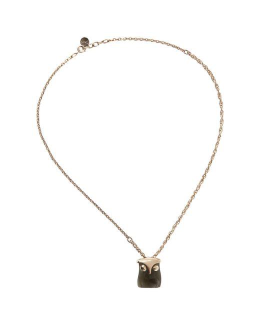 Chloé - Metallic Necklace - Lyst