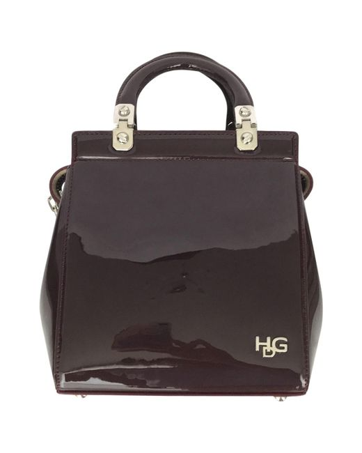 Givenchy - Black House De Patent Leather Crossbody Bag - Lyst