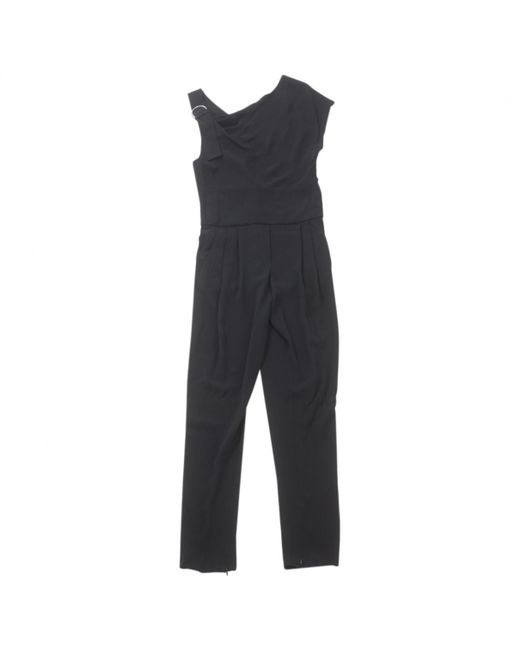 Sonia Rykiel - Pre-owned Black Cotton Jumpsuits - Lyst