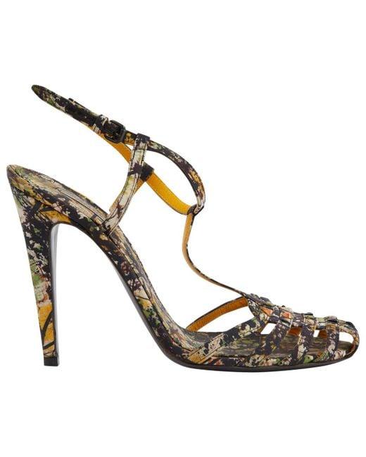 Pre-owned - Cloth heels Bottega Veneta SpccU7h4