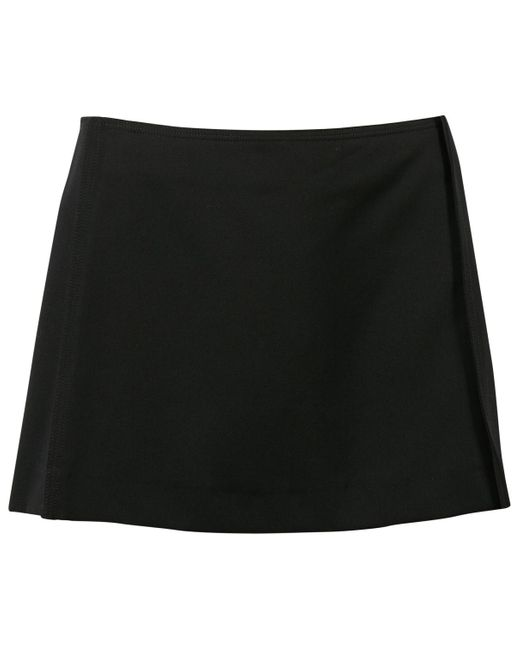 Jean Paul Gaultier - Pre-owned Vintage Black Wool Skirts - Lyst