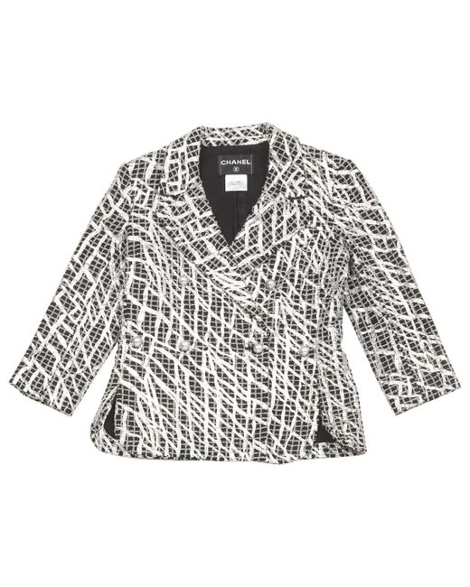 Chanel - Multicolor Other Cotton Jacket - Lyst